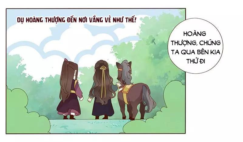 Đế Vương Trắc Chapter 160 - Trang 28