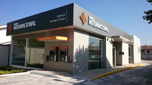 Banco Internacional obtuvo la máxima calificación de la banca ecuatoriana