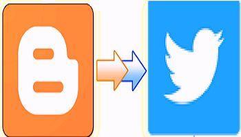 Membuat Postingan Blog Terkirim Otomatis Ke Twitter