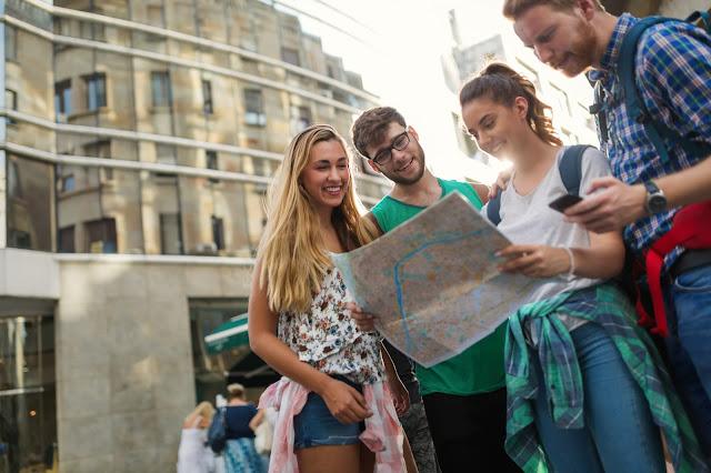 Làm gì khi bị lạc đường ở nước ngoài?