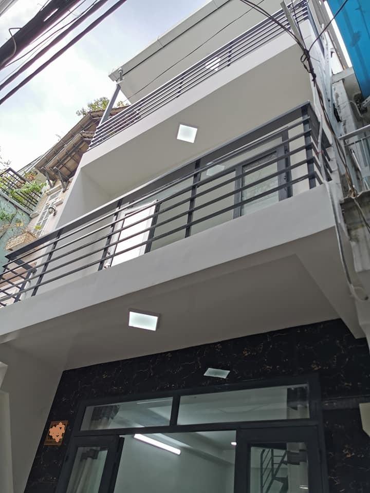 Bán nhà Hẻm xe hơi Nguyễn Văn Đậu phường 6 quận Bình Thạnh giá rẻ