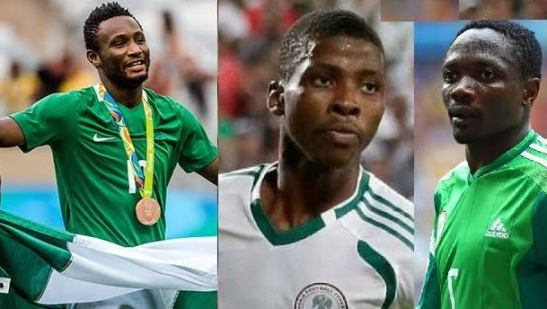Mikel, Iheanacho and Musa to battle for 2016 CAF award