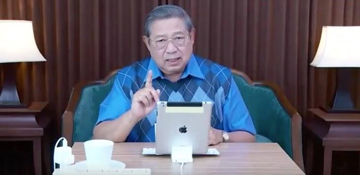 SBY Minta Luhut Kurangi Pernyataan Bernada Ancaman