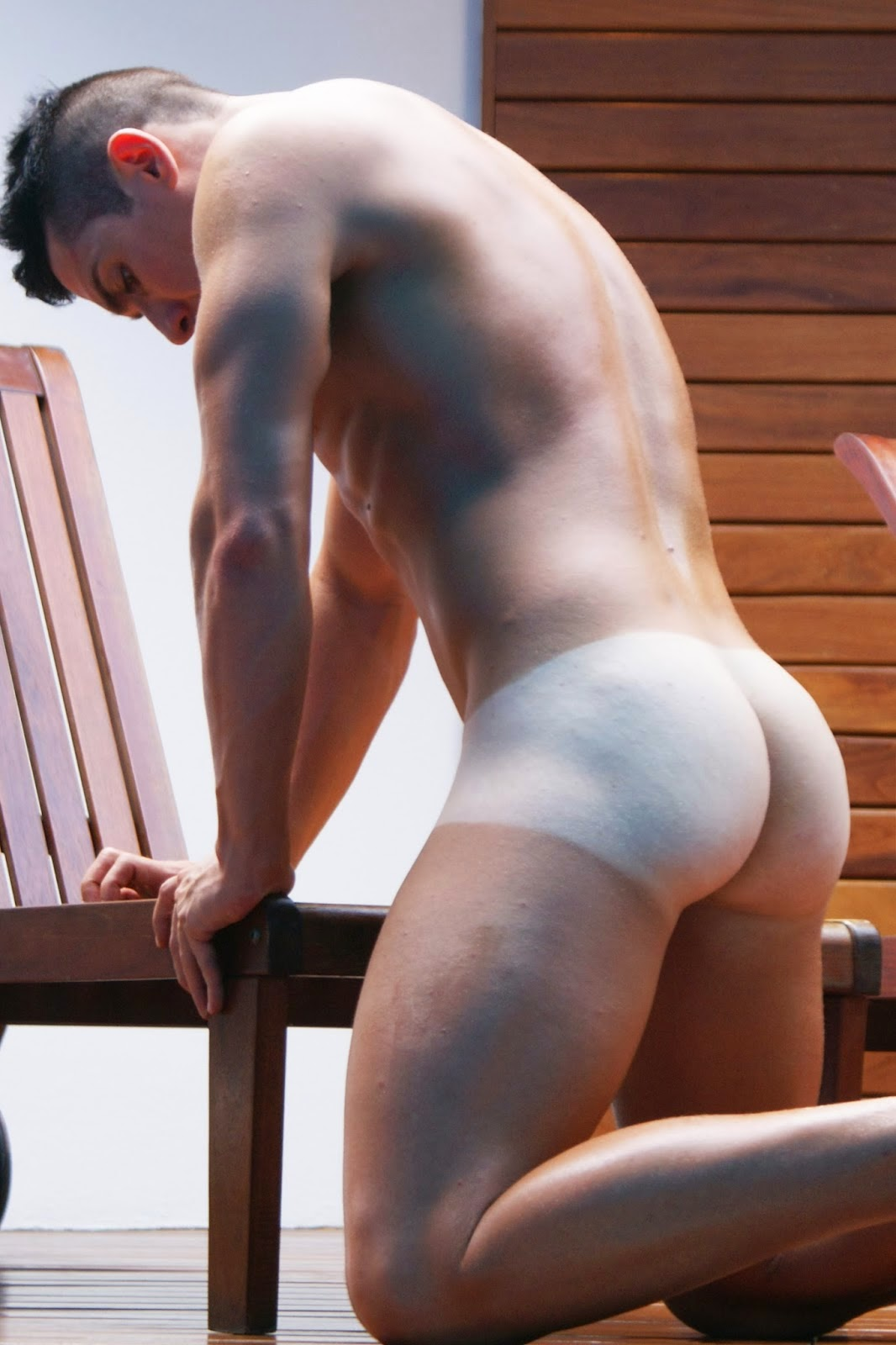 Join Men naked with tan lines for