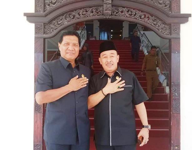 Keluar dari Koalisi Cici - Jalil, H. Udin: PBB Tinggal Tunggu Rekom DPP Ke Mulia