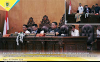 Komposisi Alat Kelengkapan DPRD Kobi Sudah Ditetapkan, Syukri Dahlan Ketua BK