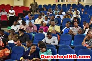 FUTA VC Admonishes Fresh Students not to Jeopardize Their Studentship