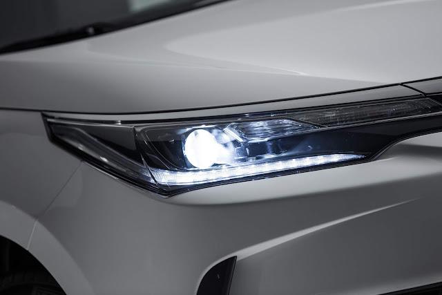 Noov Toyota Corolla 2018 - faróis