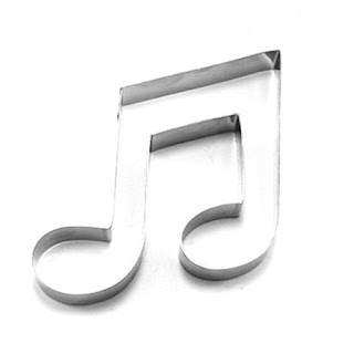 notas musicales colorear