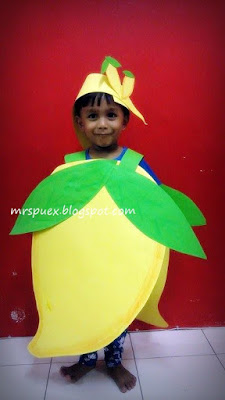 fruits costume