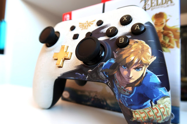 PowerA Controller for the Nintendo Switch - Front