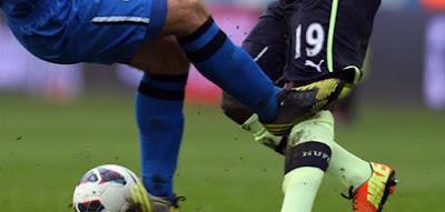 نصائح لتقليل إصابات كرة القدم