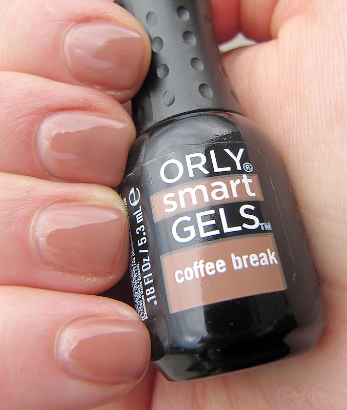 Orly smartgels kit cherry colors cosmetics heaven!