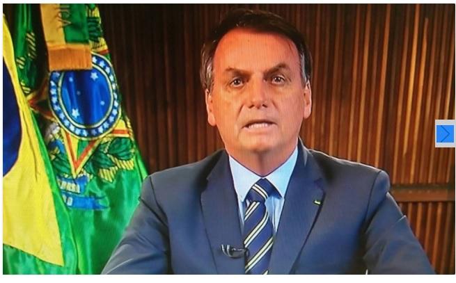 """URGENTE! Primeiro exame de Bolsonaro testa positivo para coronavírus - Diz FOX News - E o Trump agora? ATUALIZADO """"DEU NEGATIVO""""."""