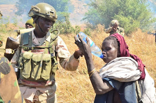 Army rescues Octogenarian, others from Boko Haram captivity