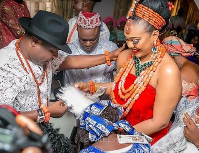 ehi ogbebor wedding to first husband ken bramor