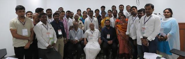 Next Gen political leaders with Shri T K Rangarajan MP (Rajya Sabha) and  Dr Anbumani Ramadoss MP (Lok Sabha)