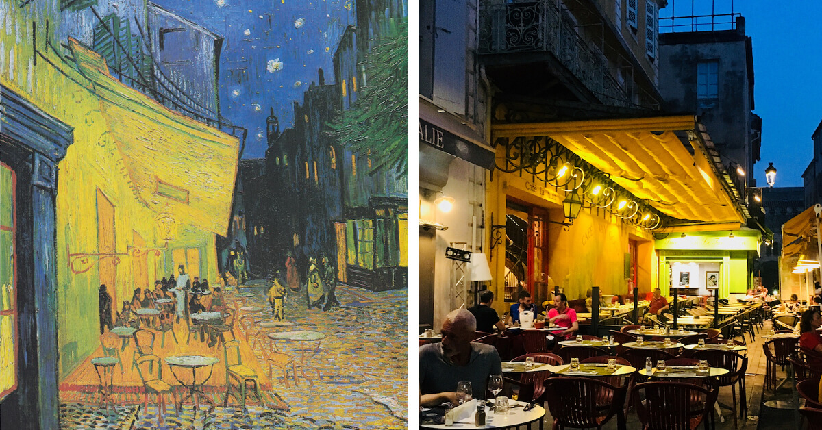 8 Real-Life Locations Of Renowned Paintings We'll Make Sure To Visit On Our Next Trip