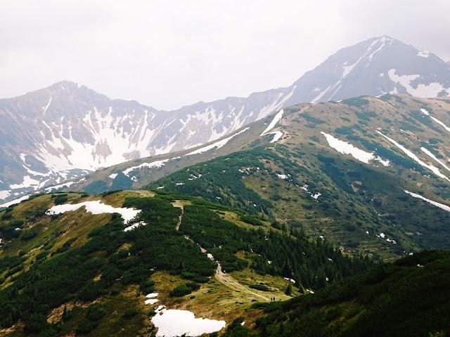 Szlaki dla początkujących - Tatry