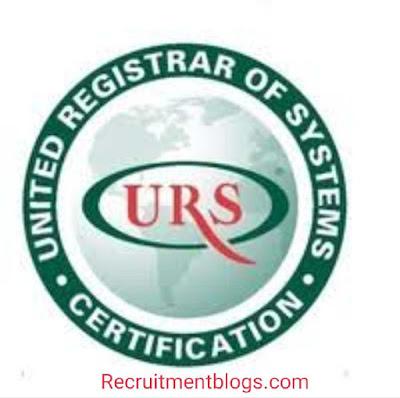 مطلوب مراجع في مجال أنظمة إدارة الجودة و البيئة و السلامة و الصحة المهنية و سلامة الغذاء في شركة URS Egypt