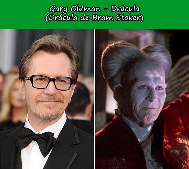Gary Oldman - Drácula (Drácula de Bram Stoker)