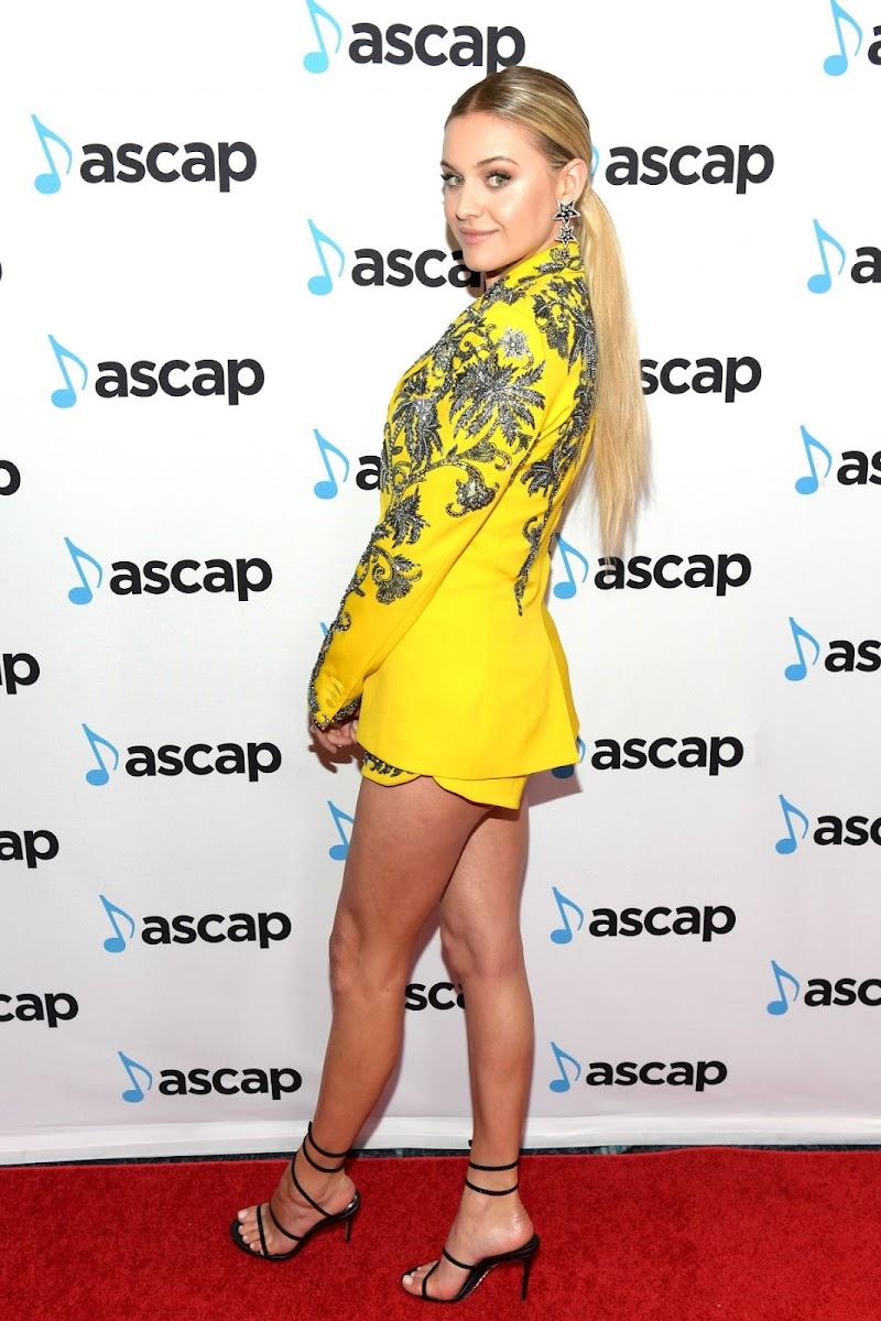 Kelsea Ballerini Clicks at Ascap Country Music Awards 2019 in Nashville 11 Nov-2019