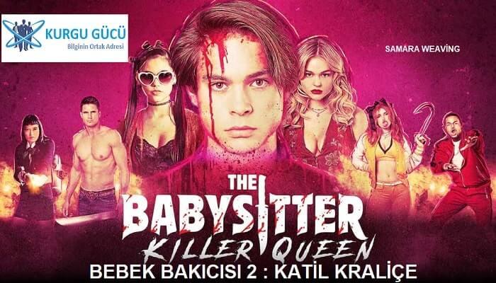 Bebek Bakıcısı 2: Katil Kraliçe - The Babysitter: Killer Queen Film İncelemesi - Kurgu Gücü