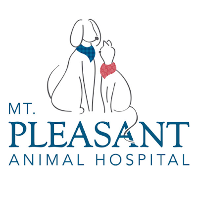 mount pleasant animal hospital logo