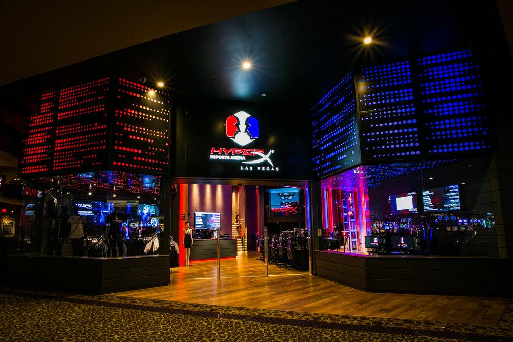 Amerika HyperX Esports Arena Las Vegas 2