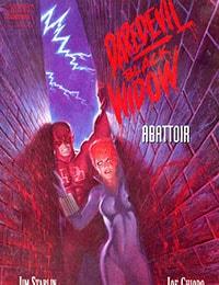 Daredevil / Black Widow: Abattoir