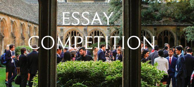 John Locke Institute International Student Essay Competition