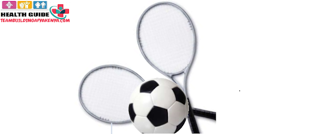 Ball and tennis racquets