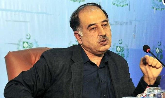 Assistant Prime Minister Iftikhar Durrani resigns