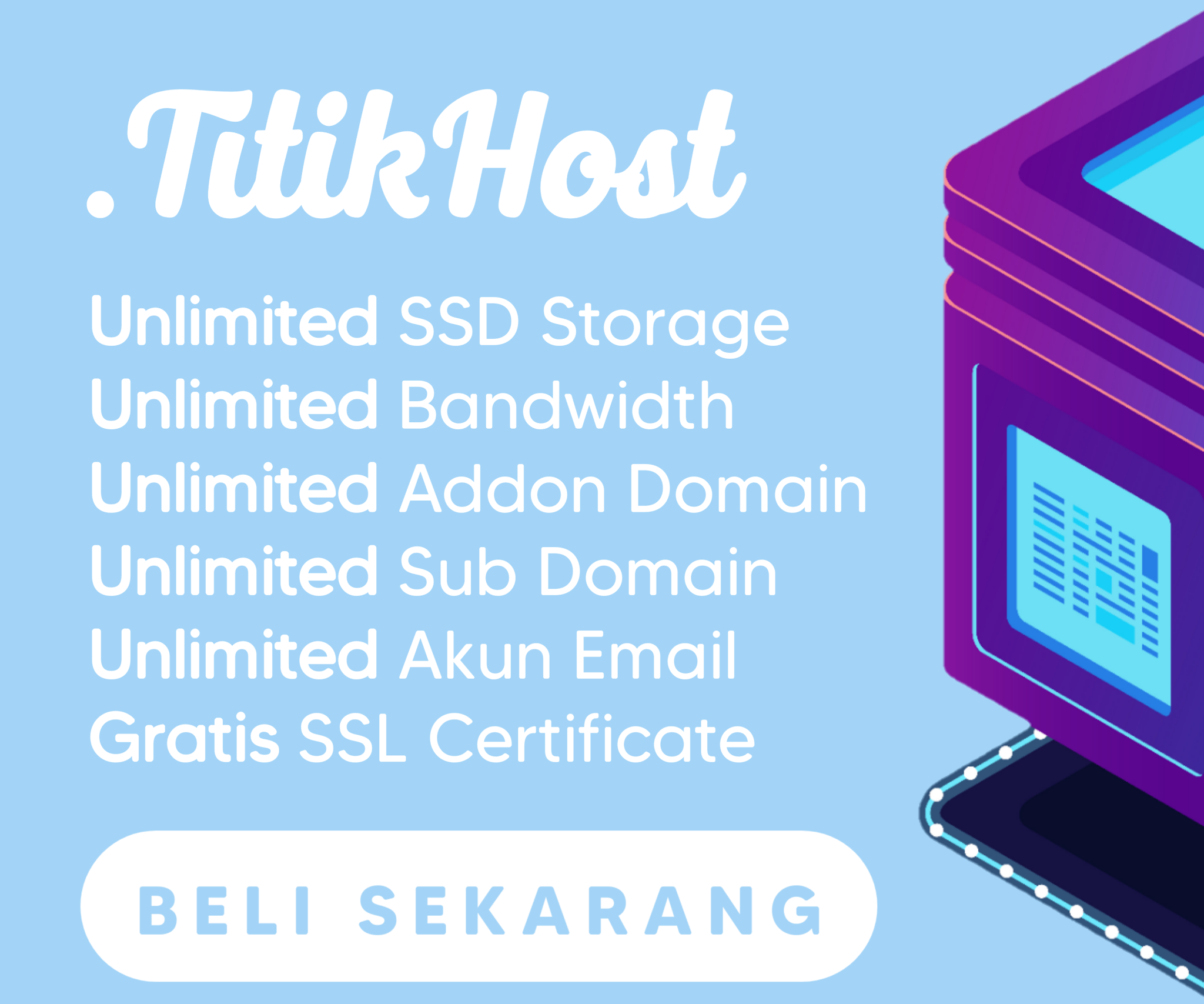 Unlimited Hosting Termurah