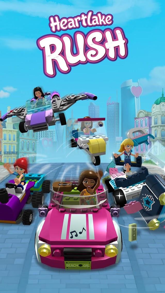 Heartlake Rush - Play Free Online Game
