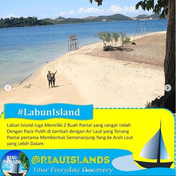Labun Island Wonderful Riau Islands Resort Site