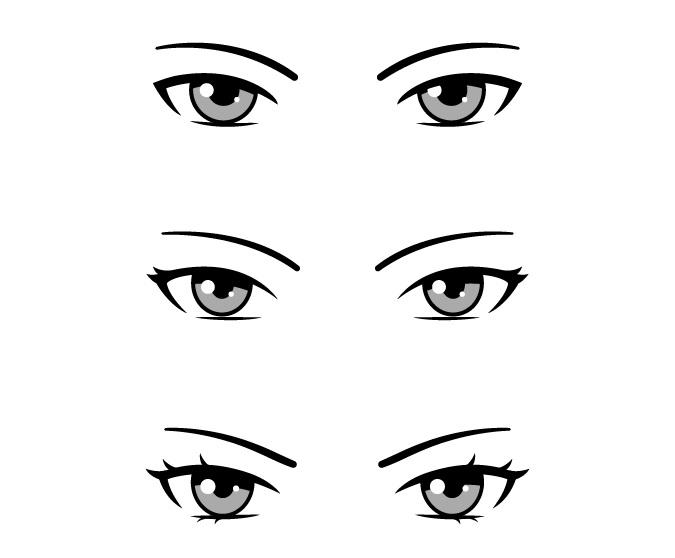 Mata anime serius