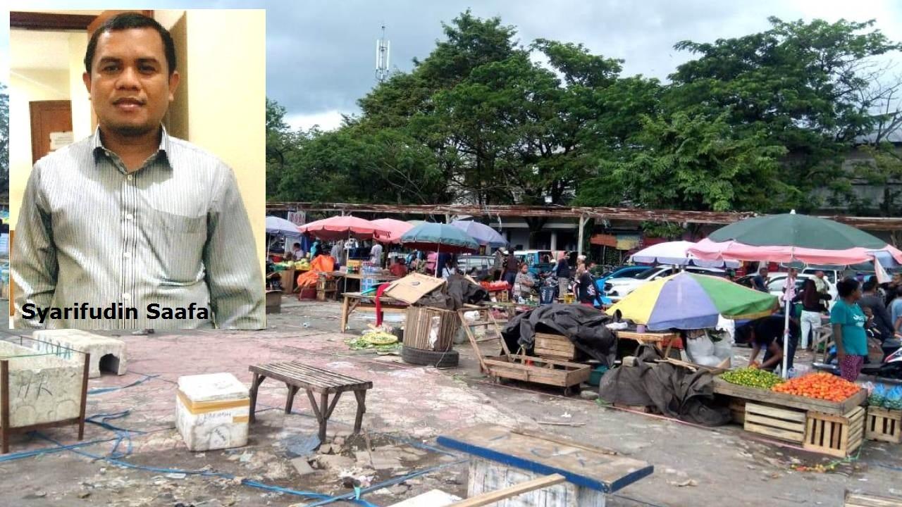 DPRD Kota Manado Soroti Penertiban Pasar Bersehati Pindahkan Pedagang