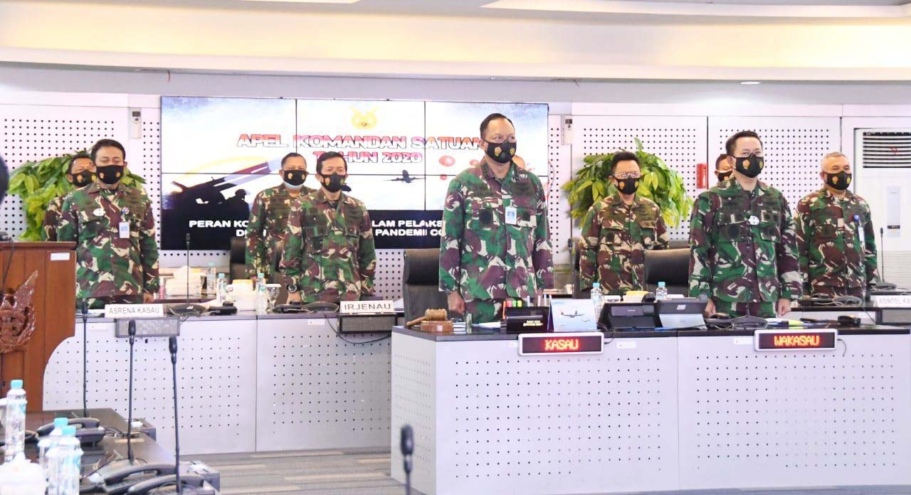 Kasau Marsekal TNI Fadjar Prasetyo