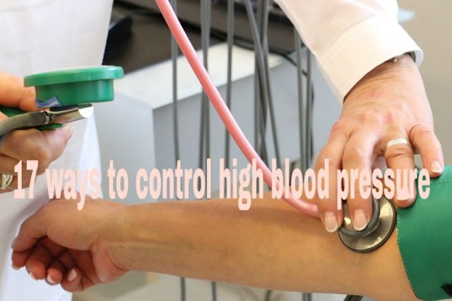 17 Ways to Control High Blood Pressure Without Medication