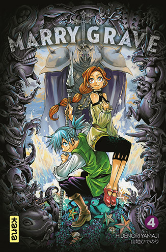 Marry Grave tome 4