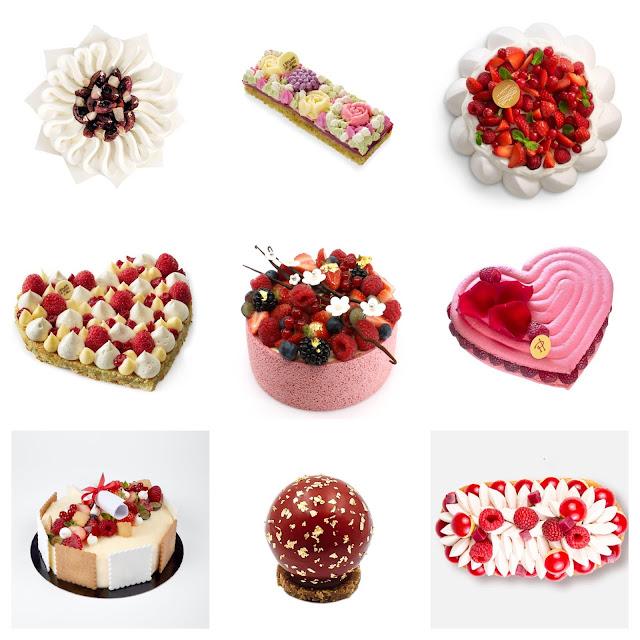 FETE DES MERES : 12 desserts dédiés