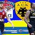 Basket League: Τελικό Γ.Σ.Χαρίλαος Τρικούπης – AEK 66-87