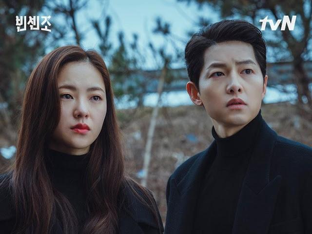 Sinopsis Vincenzo Korean Drama