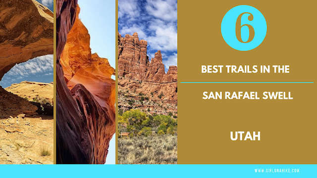The 6 Best Trails in the San Rafael Swell, best hikes San Rafael Swell
