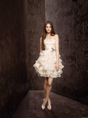 Vestidos de novia para bajitas
