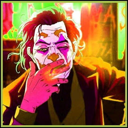 joker Stylish dp