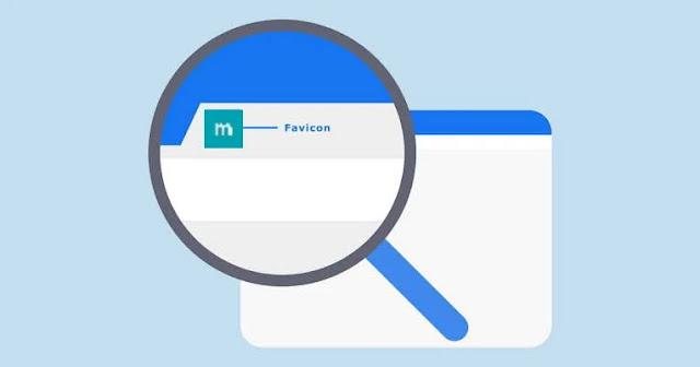 Cara membuat Favicon untuk blog