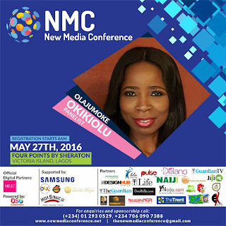 New media conference 2016