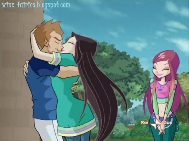 Winx Fairies News Morgana And Klaus